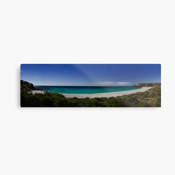 Snelling Beach, Kangaroo Island. Metal Print