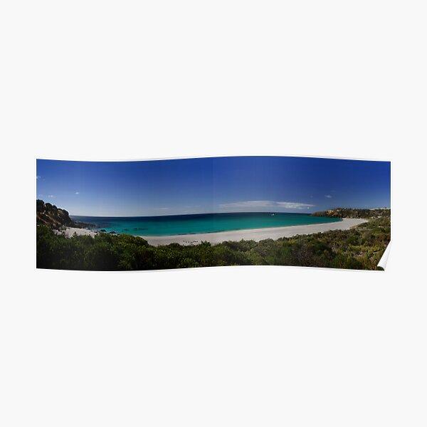 Snelling Beach, Kangaroo Island. Poster