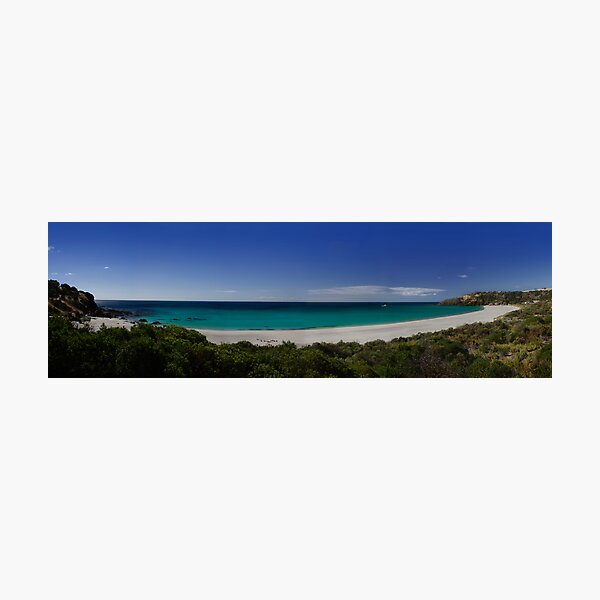 Snelling Beach, Kangaroo Island. Photographic Print