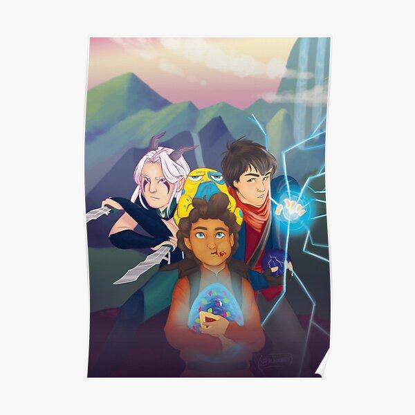The Dragon Price Trio Poster