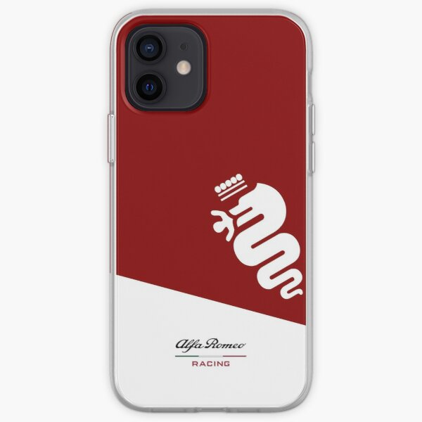Alfa Romeo Racing - Biscione iPhone Soft Case