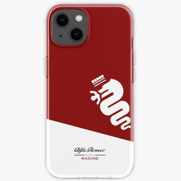 Alfa Romeo Racing - Biscione iPhone Soft Case