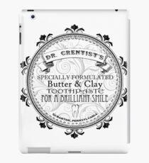 Dr. Crentist iPad Case/Skin