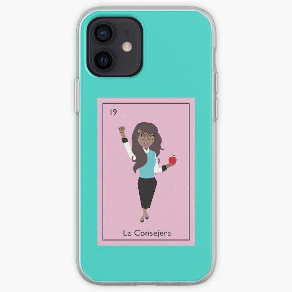 La Consejera iPhone Soft Case