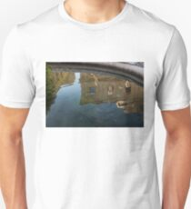 Noto's Sicilian Baroque Architecture Reflected Unisex T-Shirt