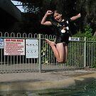 No Jumping by PhoenixArt