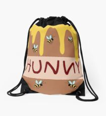 The Hunny Pot Drawstring Bag