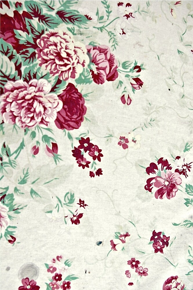 Vintage Floral by howaboutnolo