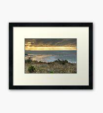 Great Ocean Road: Anglesea Framed Print