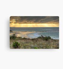 Great Ocean Road: Anglesea Canvas Print