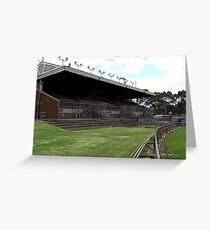North Melbourne Football Ground,Arden street,NorthMelbourne Greeting Card