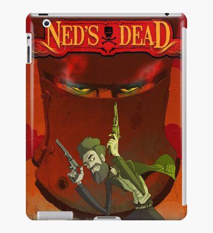 Ned's Dead iPad Case/Skin