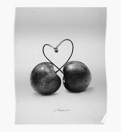 Cherries in Love Poster