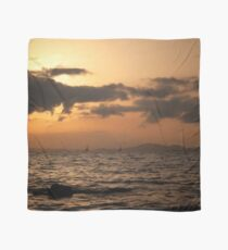 Sunset over Palma Bay Scarf