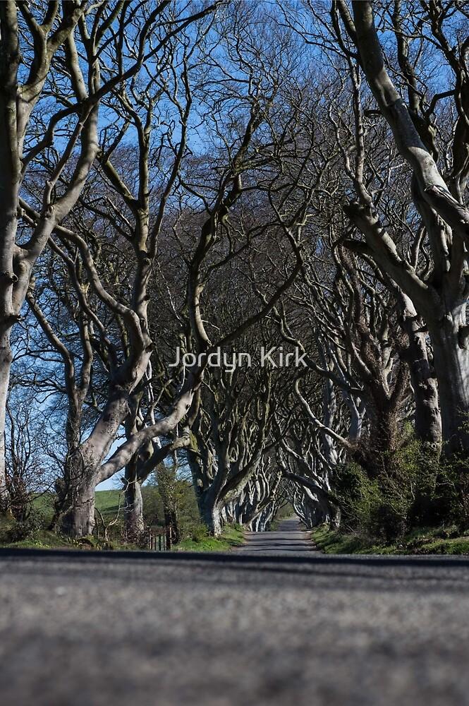 The Road to Westeros  by Jordyn Kirk