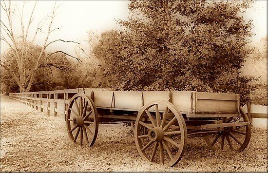 Wagon by Linda Yates
