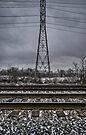 Across The Tracks - 1 by Eric Scott Birdwhistell