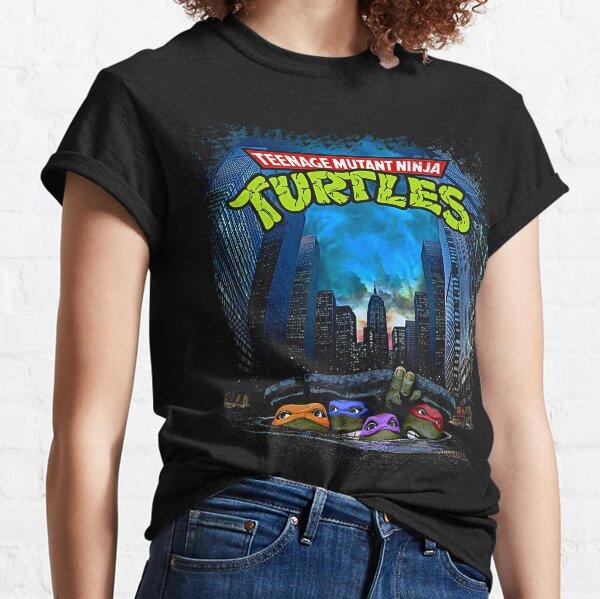 Teenage Mutant Ninja Turtles Classic T-Shirt