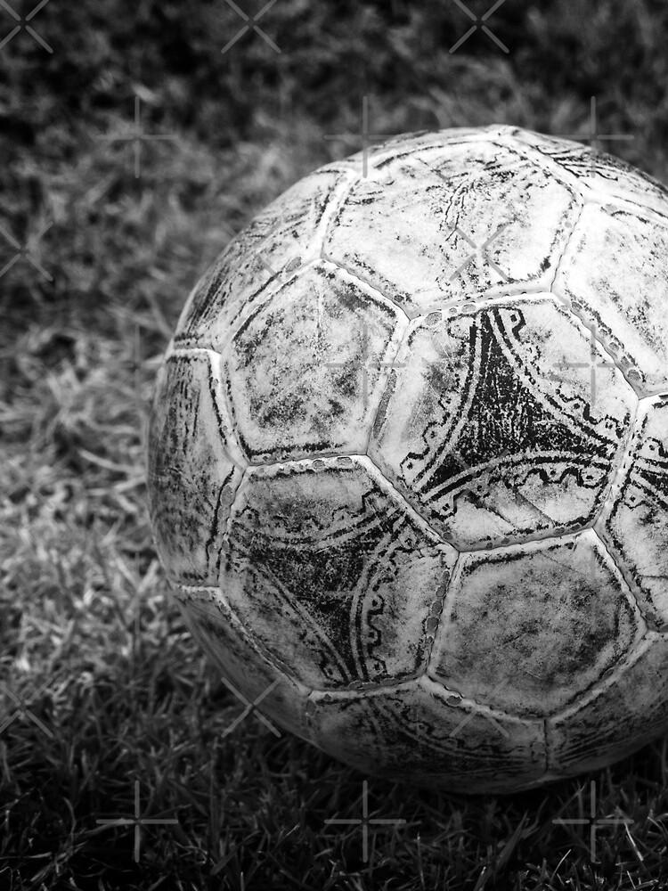 Soccer ball by RebecaZum