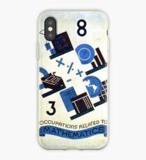 Math Occupations Premium Tee iPhone Case
