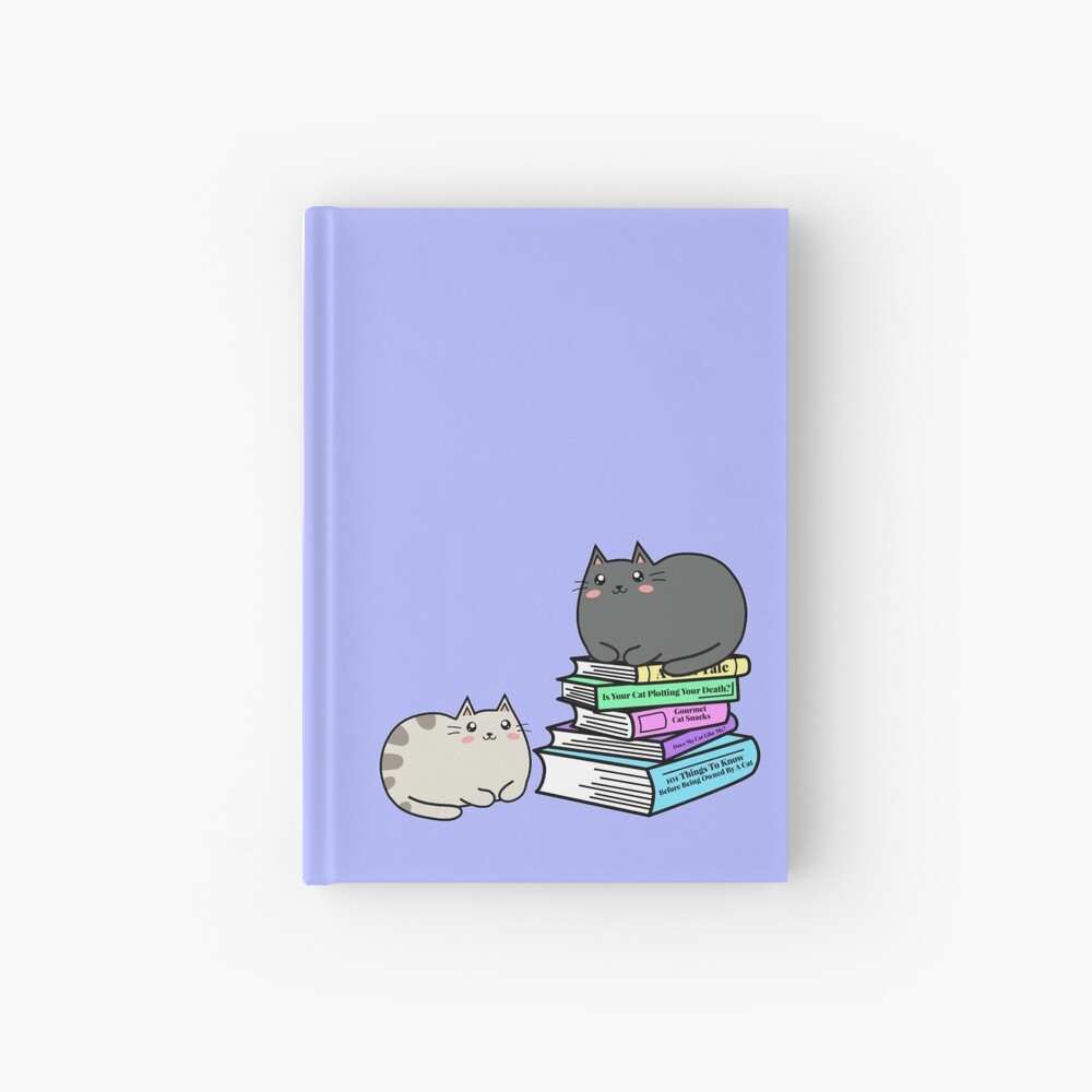 Does my cat even like me? Hardcover Journal