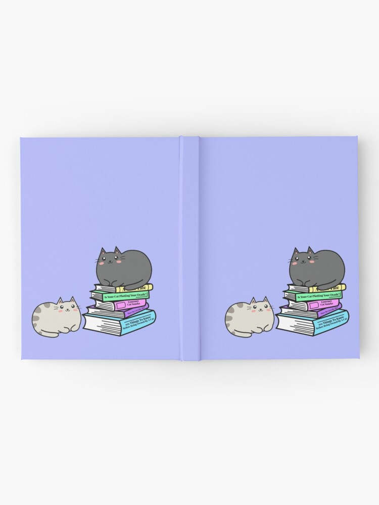 Alternate view of Does my cat even like me? Hardcover Journal