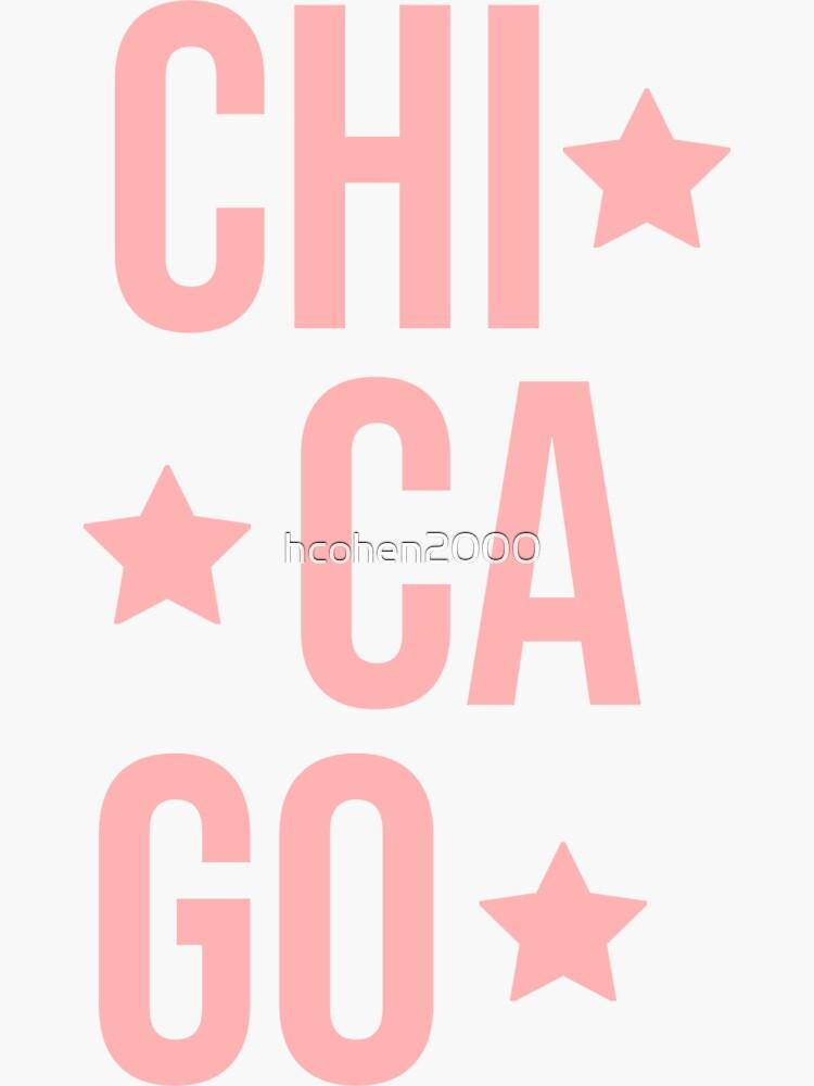 Chicago Pink von hcohen2000