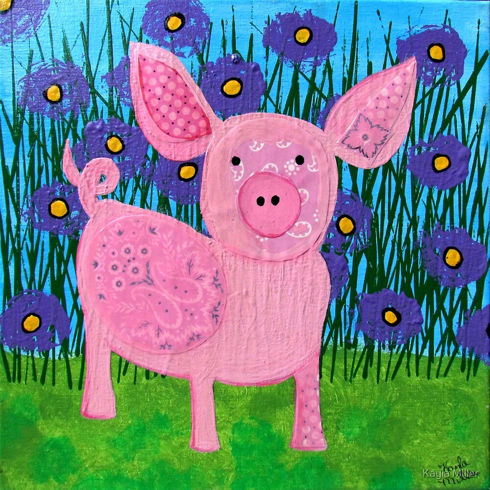 This Little Piggy by Kayla Miller
