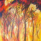 Forest Fire by Susan Duffey