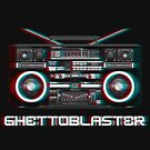 Ghettoblaster  by Pintwich