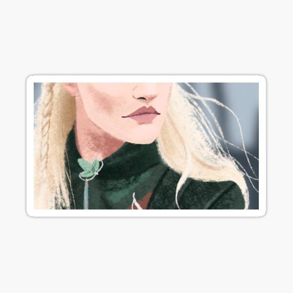 Legolas Sticker