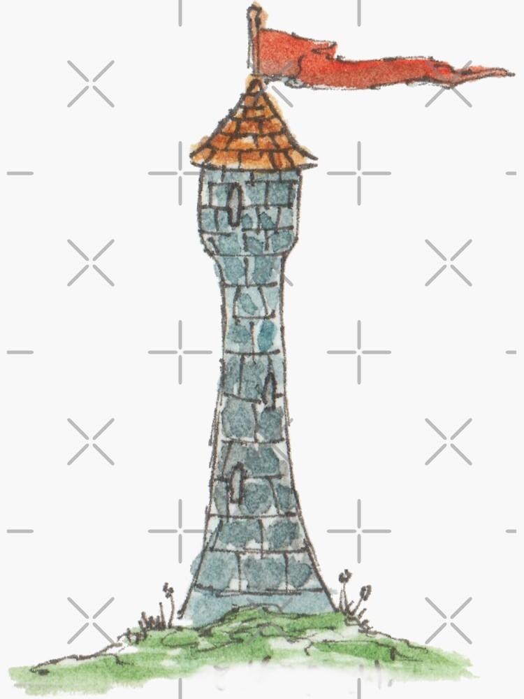 Tower by BethBrauchli