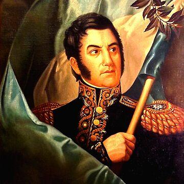 José de San Martín von truthtopower