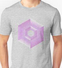 Cubin Purple Unisex T-Shirt