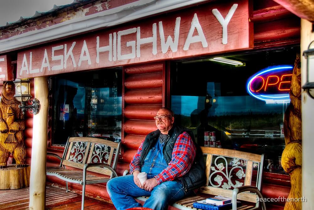 The Alaska Highwayman by peaceofthenorth