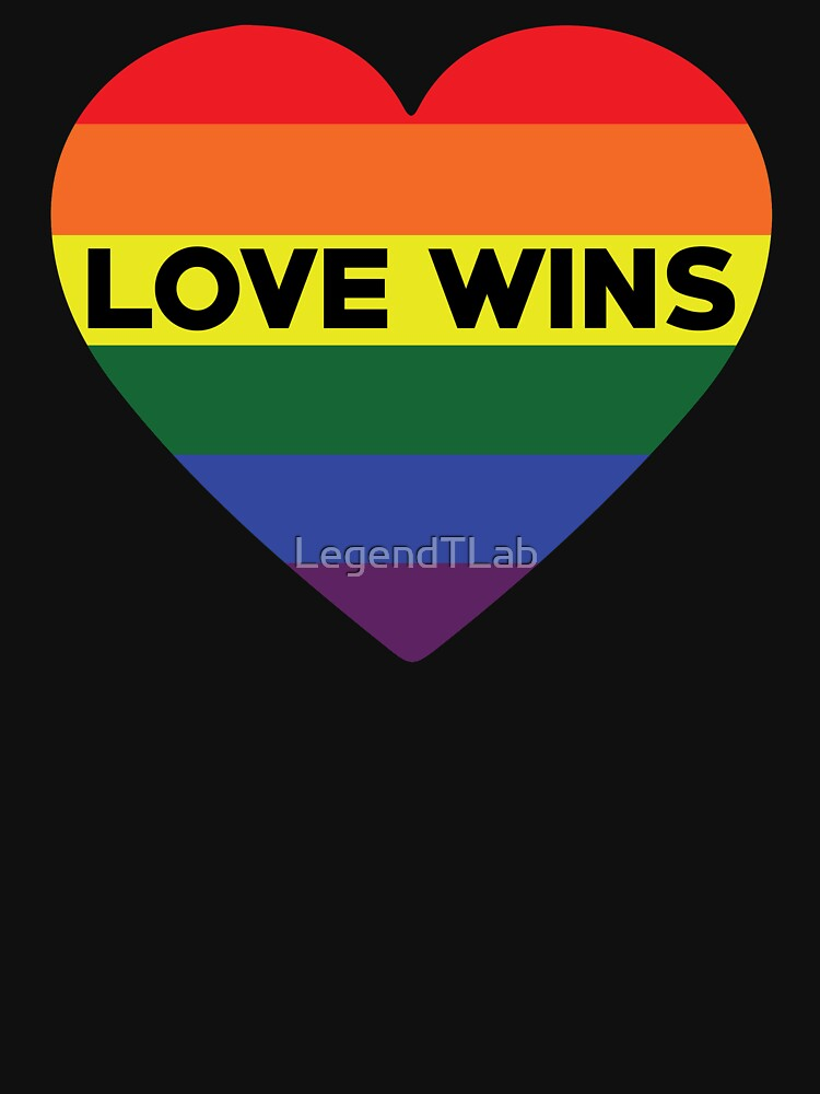 Love Wins by LegendTLab