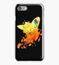 Fire Alone iPhone Case/Skin
