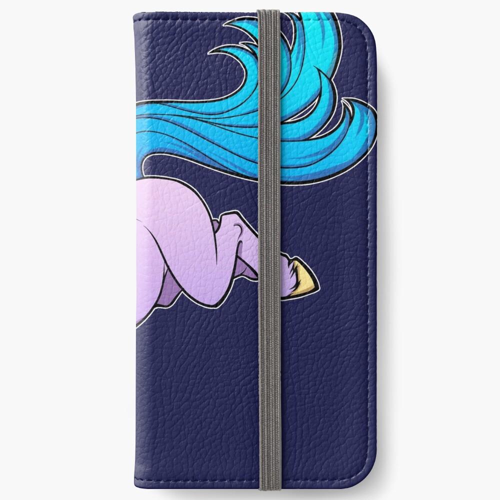 Sweet Sparkle Unicorn iPhone Wallet