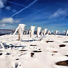 Scottish Saltire Sky by Andrew Ness - www.nessphotography.com