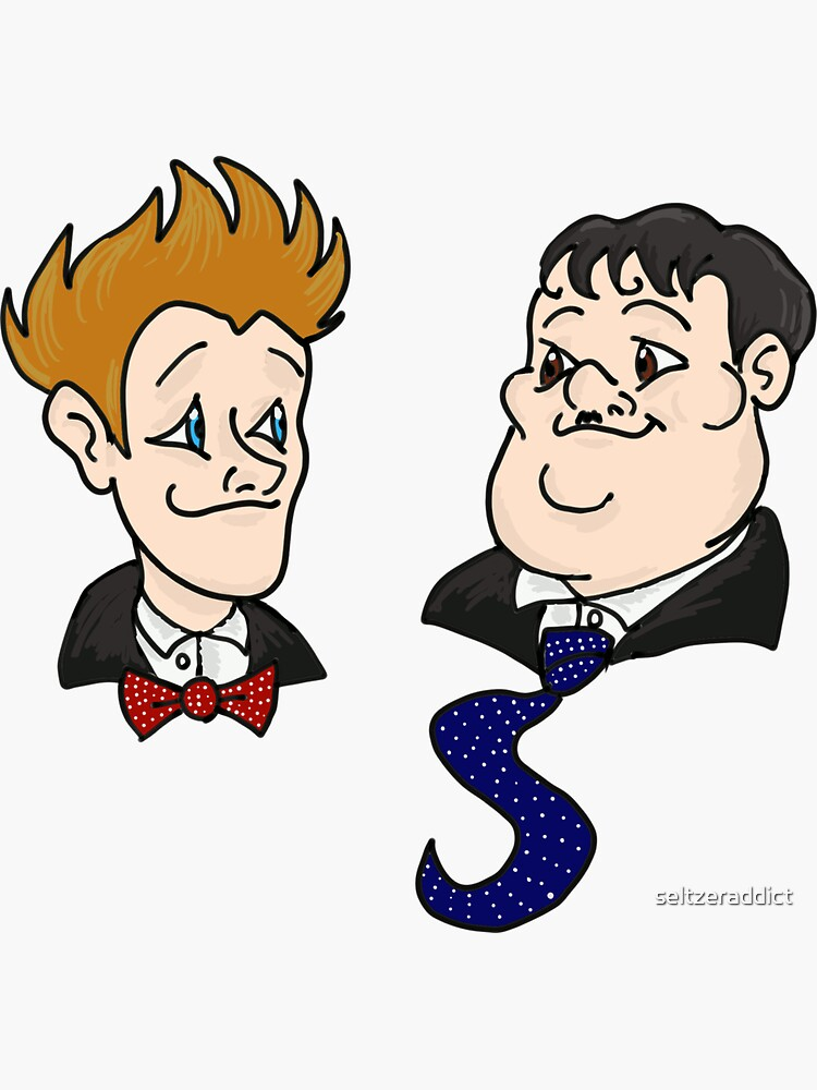 Laurel and Hardy (Color) by seltzeraddict