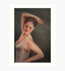 Flamenco 7 Art Print