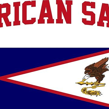 American Samoa Flag by MillSociety