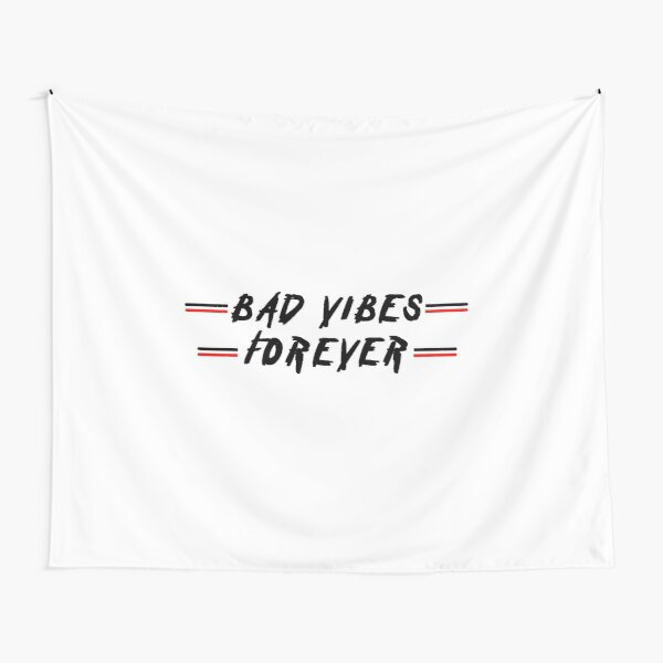 XXXTentacion BAD VIBES FOREVER Tapestry