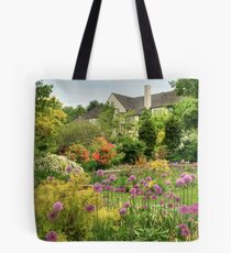 Chanticleer View to the House Tote Bag