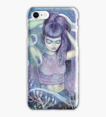 Conjuring the Muse iPhone Case/Skin