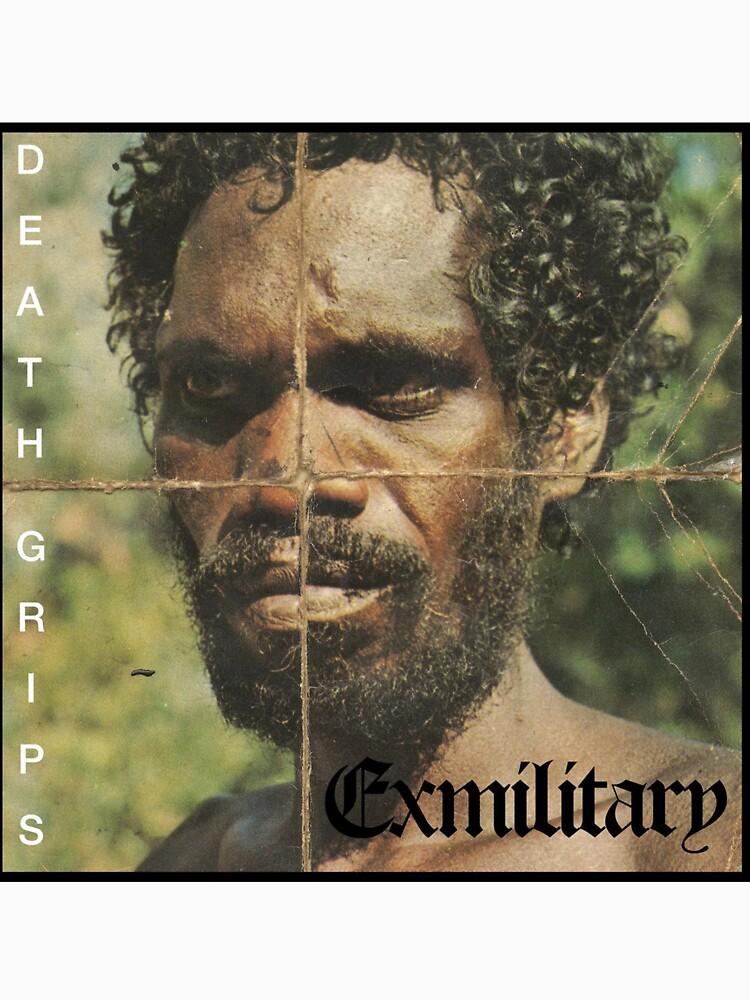Death Grips Exmilitary by ethancm6