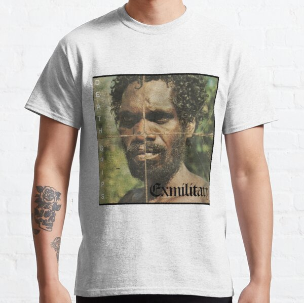 Death Grips Exmilitary Classic T-Shirt