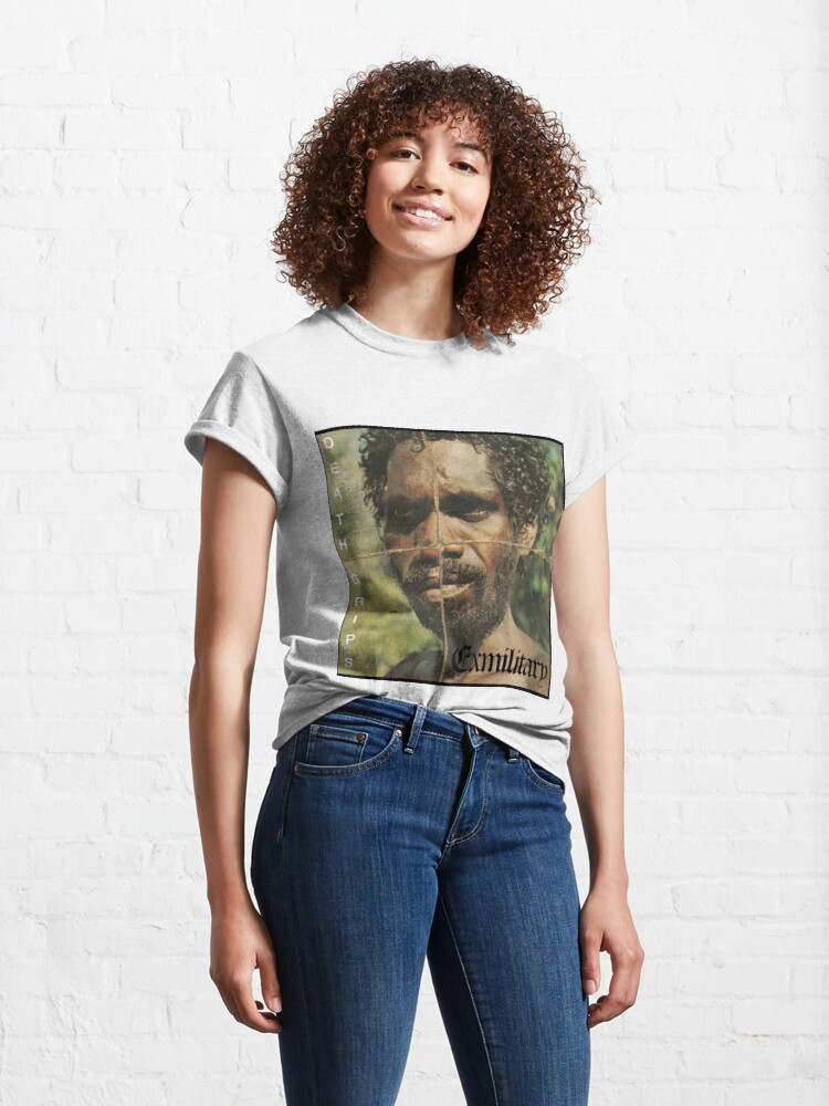 Alternate view of Death Grips Exmilitary Classic T-Shirt