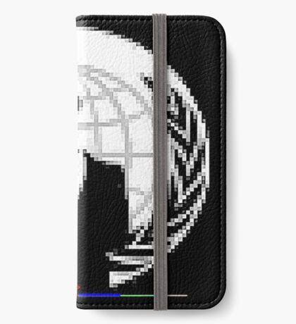 _A^NON PIXEL ^RT by RootCat __2019 iPhone Wallet