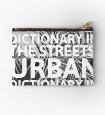 Urban Dictionary Zipper Pouches | Redbubble
